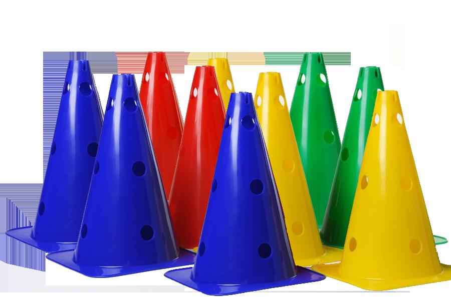 10 cônes multifonctiond