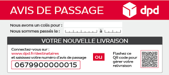 notice of passage
