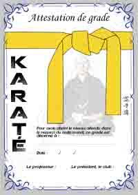 yellow centure