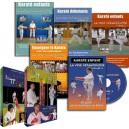 7 paquete de enseñar a los niños de DVD