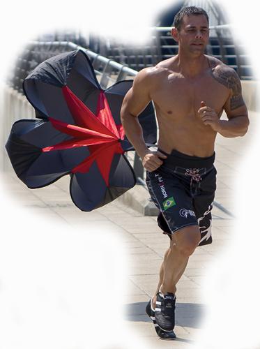 Race parachute